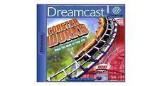 ## SEGA Dreamcast Spiel - Coaster Works - ORIGINAL VERSCHEIßT ##