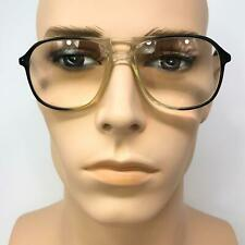 Vintage Pennie Collection Igor Eyeglasses Clear Grey Prescription Glasses Pilot