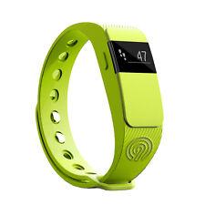 B-Ware NINETEC Smartfit F2 Fitnesstracker Actifity Band Fitness Armband Grün