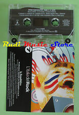 MC L'ITALIA DEL ROCK 7 Settantasette punk capo compilation SKIANTOS LOLLI no cd