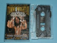 TOMMY WRIGHT III THE THIRD GREATEST UNDERGROUND HITS CASSETTE TAPE