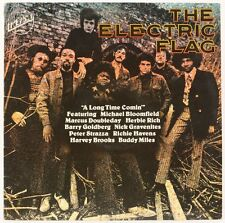 A Long Time Comin'  The Electric Flag Vinyl Record