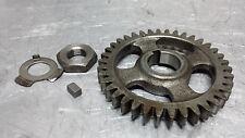 Yamaha SR 185 Engine Gear 1981