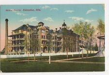 Canada, General Hospital, Edmonton, Alta. Postcard, B136