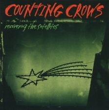 COUNTING CROWS recovering the satellites (CD, album, 1996) alternative rock