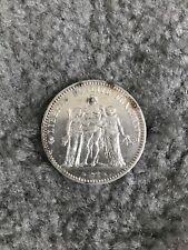 1876A 5 Francs France