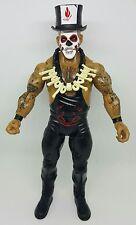 WWE Wrestling Papa Shango Figure Jakks Pacific Classic Superstars Series 9