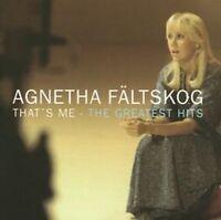 Agnetha Faltskog - That's Me (NEW CD)