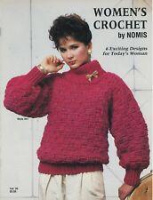 Vintage Women's Crochet by Nomis Vol. 35