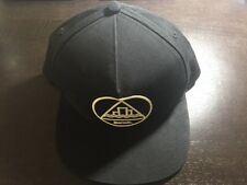 Bench SnapBack Cap Undergraduate Cap -Black/No Size