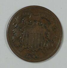 1864 Two-Cent Piece  FINE 2-Cents