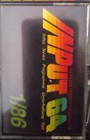 INPUT 64 C 64 Cassette 1/86 1986 (Tape) (Game)
