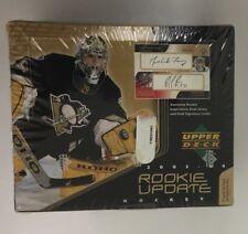 2003-04 Upper Deck Rookie Update Factory Sealed Hobby Hockey Box