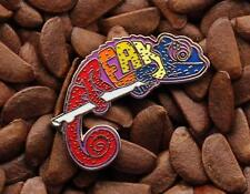 Bassnectar Pins Freak Chameleon pin