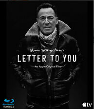 Bruce Springsteen - Letter To You Documentary - Blu-ray 5.1 Surround With Extras