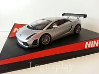 SCX Scalextric Slot Ninco 50448 Lamborghini Gallardo Street Car