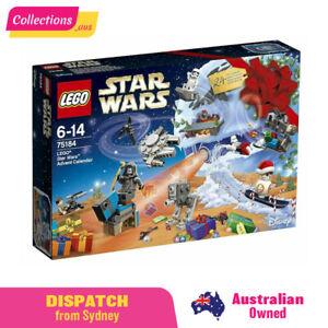 GENUINE LEGO Star Wars - 2017 - Advent Calendar - 75184 - Fast FREE Shipping!!!