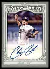 2013 Gypsy Queen Autographs Chris Archer Auto