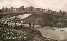 Clacton on sea; the bridge; 1929; real photo; Cook & Eaves