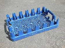 PEPSI COLA Blue Plastic Carrier Crate MAN CAVE COLLECT