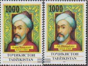 tadjikistan 42-43 (complète edition) neuf avec gomme originale 1994 Hamadoni