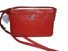 NWT Authentic Coach Madison Leather Swingpack Handbag Crossbody 49992