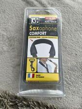 More details for bg s10sh saxophone neck strap bnib