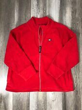 Tommy Hilfiger Mens Size 1X Ted Full Zip Fleece Jacket W...
