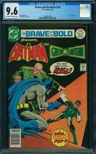 Brave and the Bold 134 CGC 9.6 -- 1977 -- Batman Green Lantern #0356053007