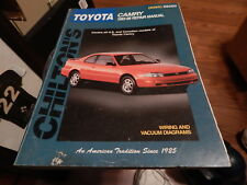 TOYOTA CAMRY -  1983-1996  Auto Repair Manual - CHILTON'S - PAPERBACK  - 1998