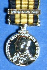 BRITISH AFRICA GENERAL SERVICE MEDAL MINIATURE NYASALAND BAR  R0273