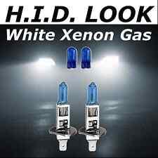 H1 501 55W weiß Xenon HID Look Scheinwerfer High Fernlicht Lampen