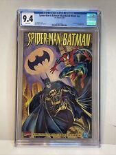 Spider-Man and Batman #nn CGC 9.4 NM 3793453002 - September 1995