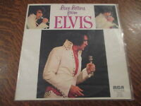 33 tours elvis presley love letters from elvis