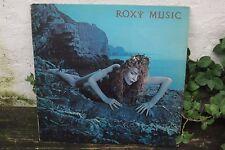 ROXY MUSIC SIREN BRIAN FERRY ENO ORIGINAL 1975 A4 B4 VINYL LP ALBUM EXCELLENT UK