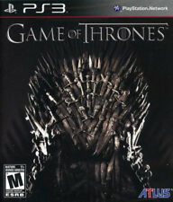 Game of Thrones PS3 New PlayStation 3, Playstation 3