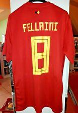 Maglia RARA Shirt BELGIO #8 FELLAINI ADIDAS - BELGIUM