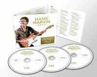 HANK MARVIN : GOLD (3CD DIGIPAK) - BRAND NEW & SEALED CD***