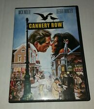 Cannery Row (1982) DVD Nick Nolte Debra Winger