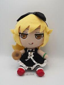 "Bakemonogatari B1202 Oshino Shinobu Gift Strap Plush 6.5"" Toy Doll Japan"