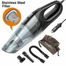 Liberrway Car Vacuum Cleaner High Power Dc 12v Portable Handheld Auto Vac for.