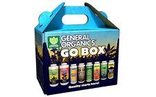 GHE Go Box  Starter Kit BioThrive GrowBloom BioWeed BioBud Urtica BioRootWorm BM