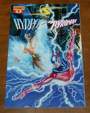 Project Superpowers #4 Hydro & Pyroman Dynamite VF/NM Condition   ^