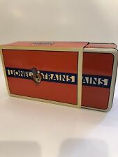 Schylling_Lionel Trains_ Official Licensed_Railroad Hand Car Tin & Sleeve_2000