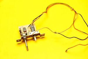 Revox B77 MKII 2 Track POT Potentiometer 1.177.330-11+ Switch SPEED Board PCB