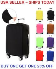 """Elastic Luggage Suitcase Protector Cover Suitcase Anti Dust Scratch 18""""-28"""""""