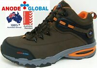Work Boots Safety Shoes Toe Cap Heavy Duty Lace Up Mens Composite * Brand New
