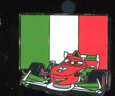 Pixar Cars 2 Mystery Francesco Bernoulli Italy Disney Pin 83769