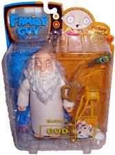 Family Guy God Action Figure Series 5 MIB RARE Mezco Toy 6 Inch Scale!