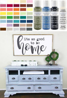 2oz DecoArt Americana Chalky Finish Paint DIY Shabby Chic Crafts Furniture Art
